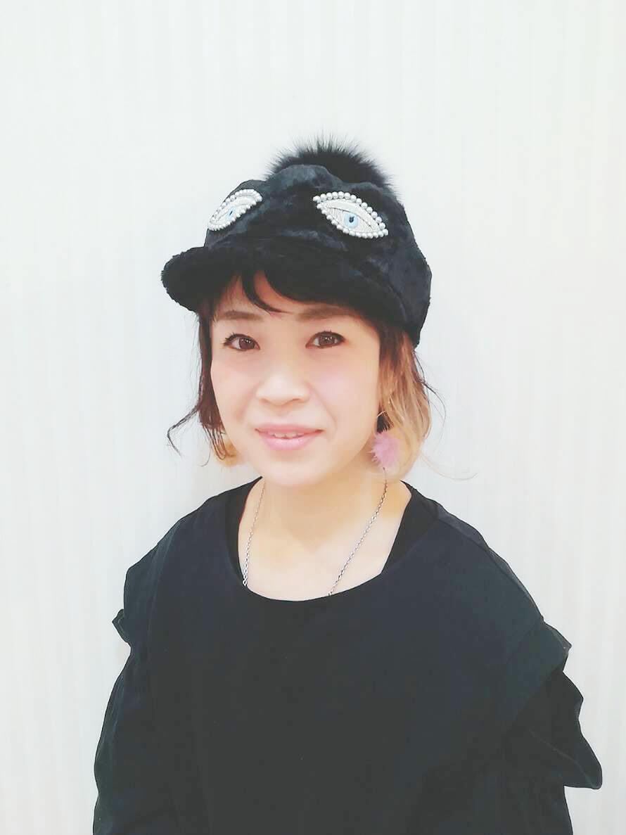 中川区 美容院 美容師 人気 藤原