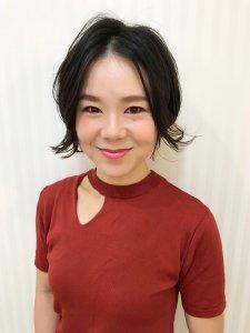 中川区 美容院 美容師 人気 藤井